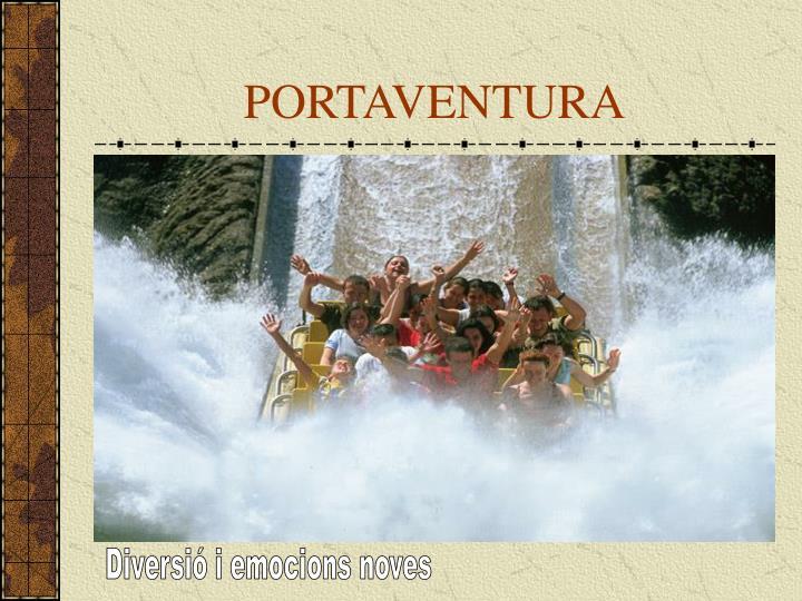 PORTAVENTUR