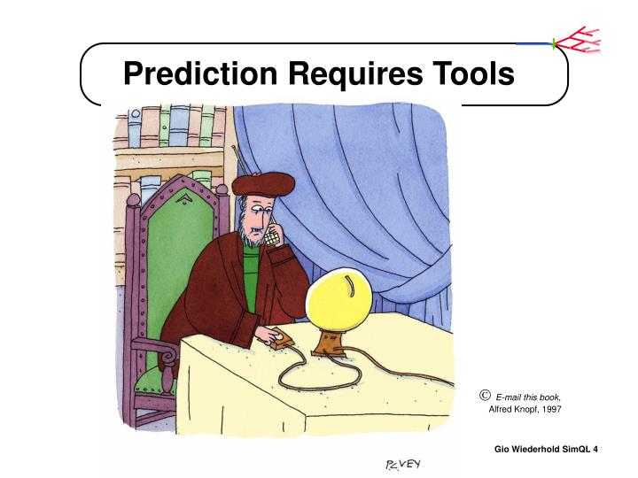 Prediction Requires Tools