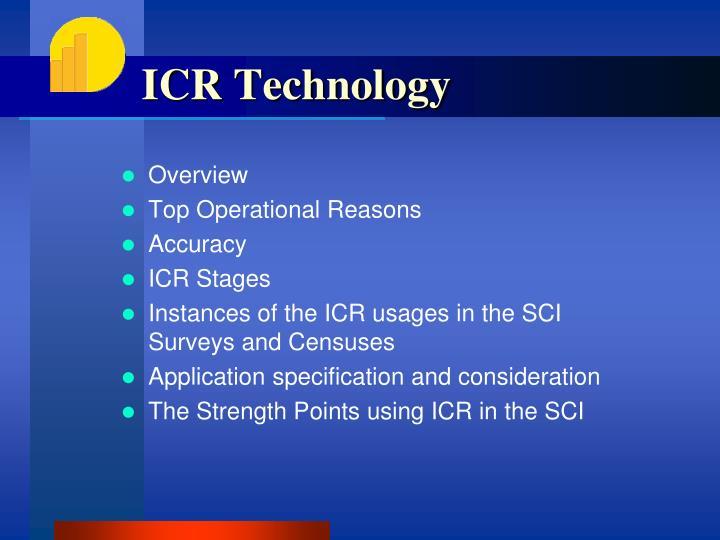 ICR Technology
