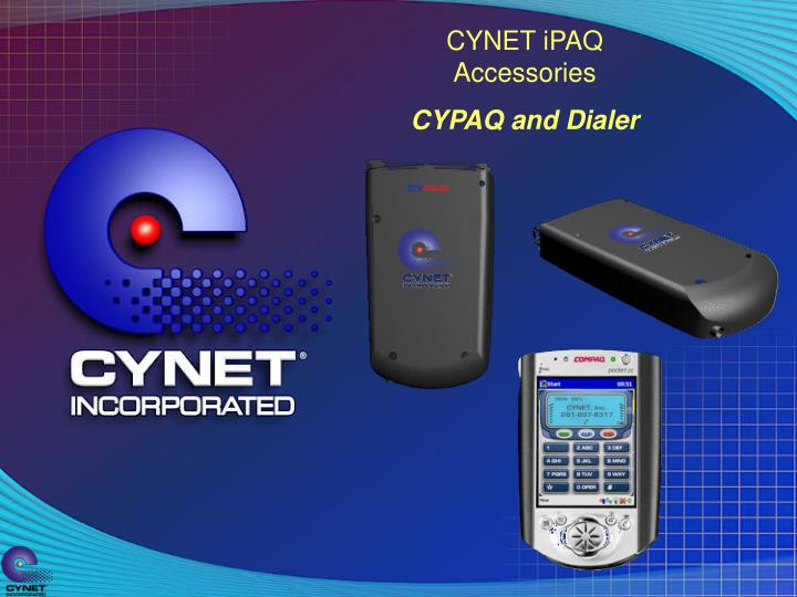 CYNET iPAQ Accessories