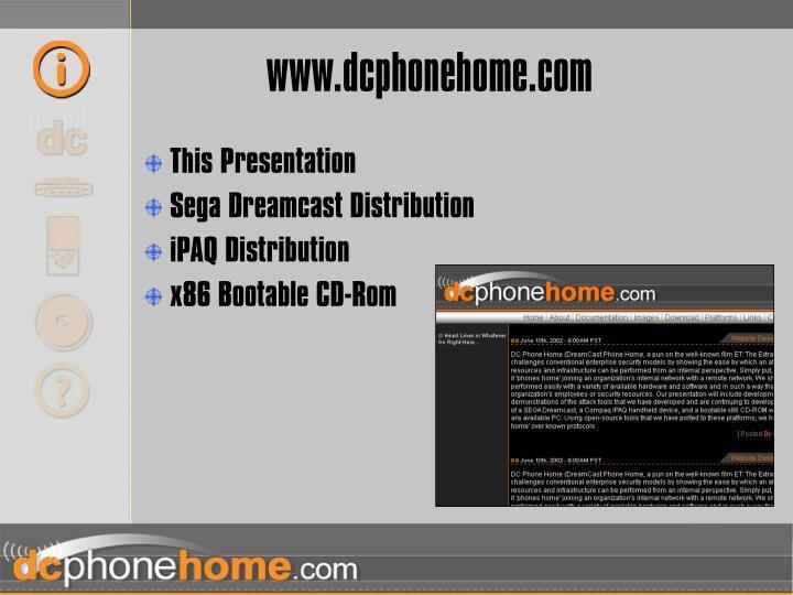 www.dcphonehome.com