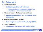 3c future work