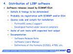 4 distribution of l2bp software