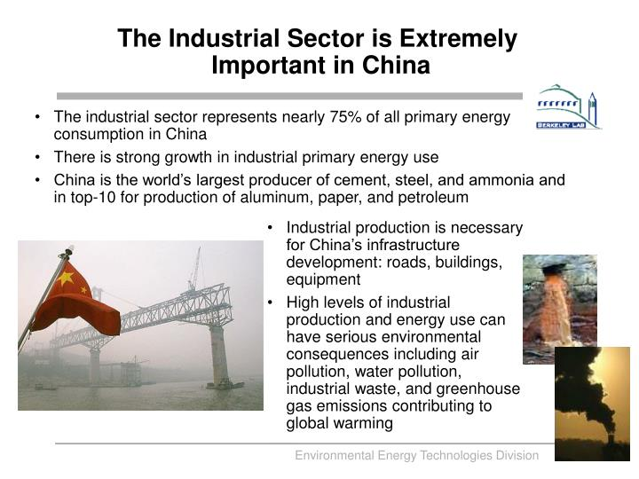 The Industrial Sector is Extremely