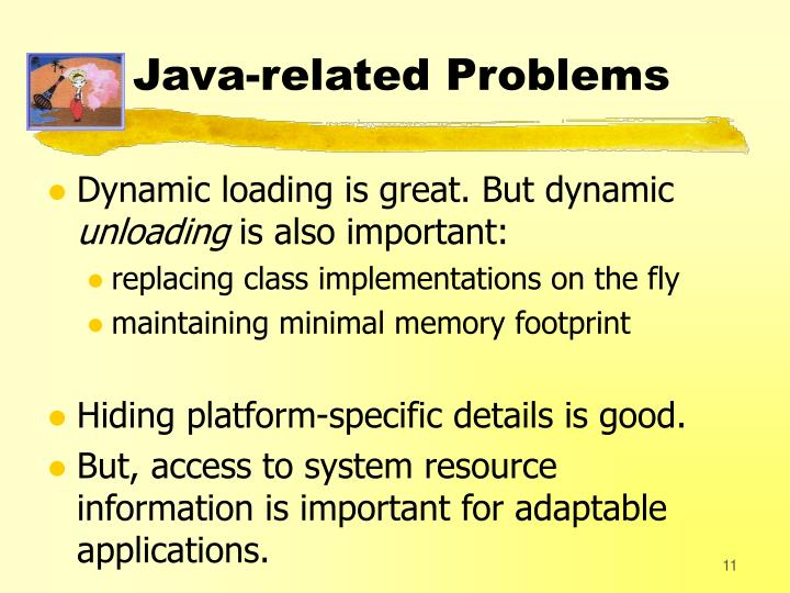 Java-related Problems