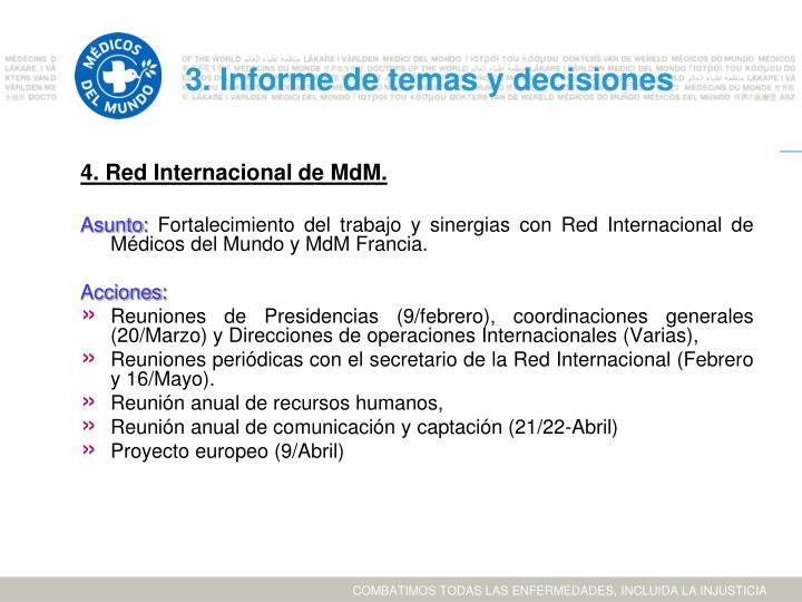 4. Red Internacional de
