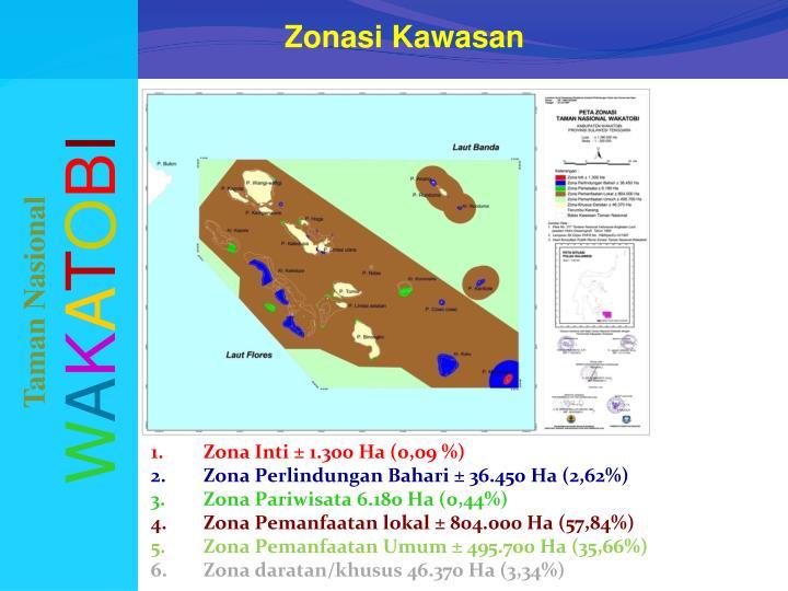 Zonasi Kawasan