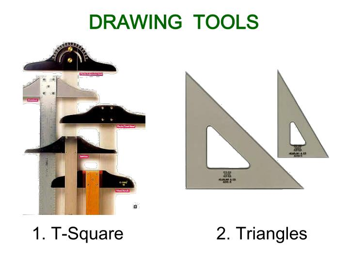 DRAWING  TOOLS