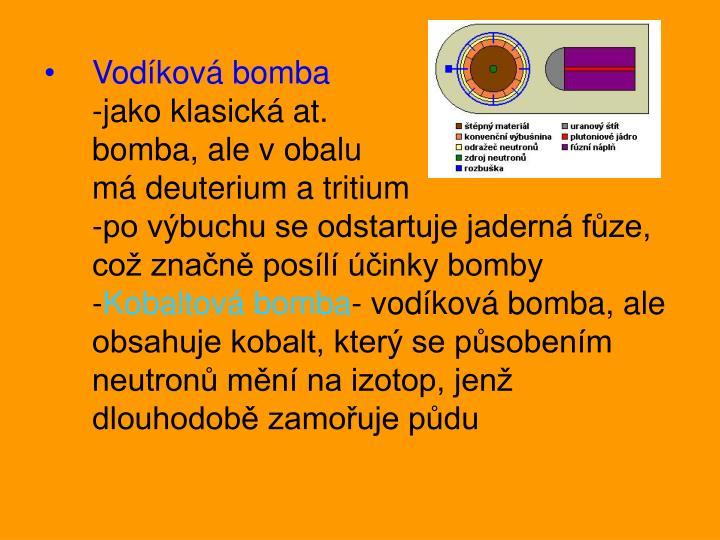 Vodíková bomba
