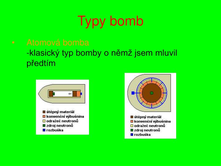Typy bomb