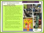 part 1 go green grow green garden project2