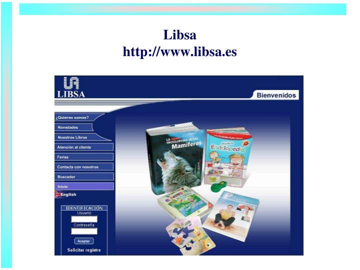 Libsa