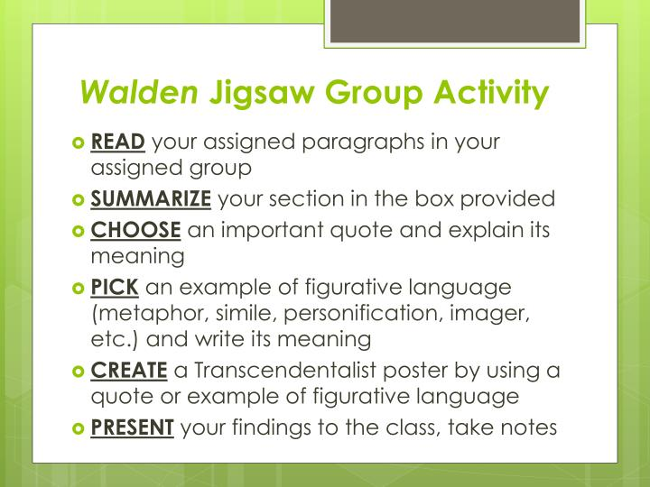 walden-jigsaw-group-activity-n Jane Paragraph Format Example on well written paragraph example, 5 paragraph order example, paragraph template, paragraph notes, paragraph of text, topic paragraph example, paragraph structure, 11 sentence paragraph example, compare and contrast paragraph example, two chunk paragraph example, paragraph about myself samples, process paragraph example, about me paragraph example, paragraph story, critical essay outline example, illustration paragraph example, paragraph about science, paragraph sentence starters, paragraph writing, a great introduction paragraph example,