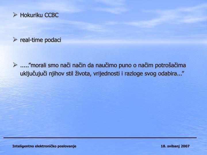 Hokuriku CCBC