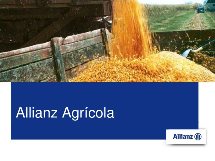 Allianz agr cola