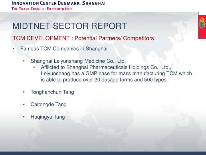 MIDTNET SECTOR REPORT
