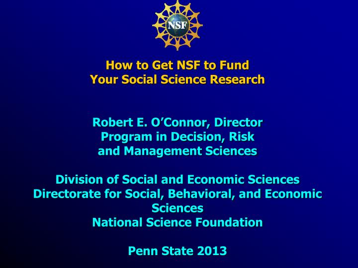 nsf dissertation research funding