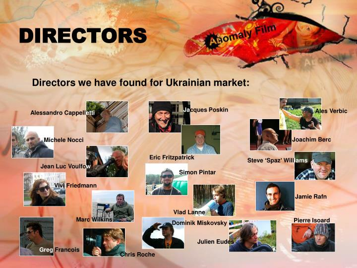 DIRECTORS