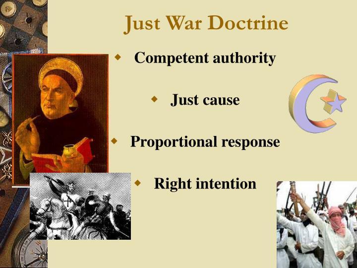 Just War Doctrine