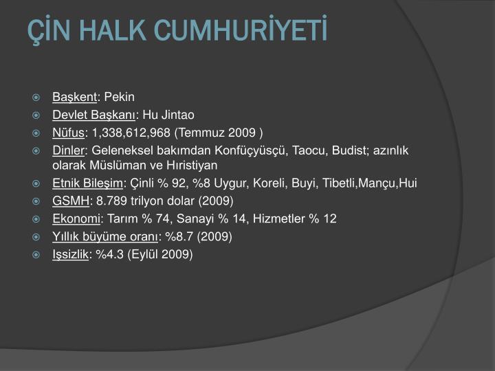 N HALK CUMHURYET