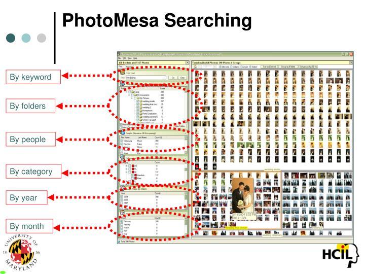 PhotoMesa