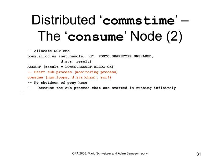 Distributed '