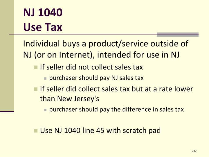 NJ 1040