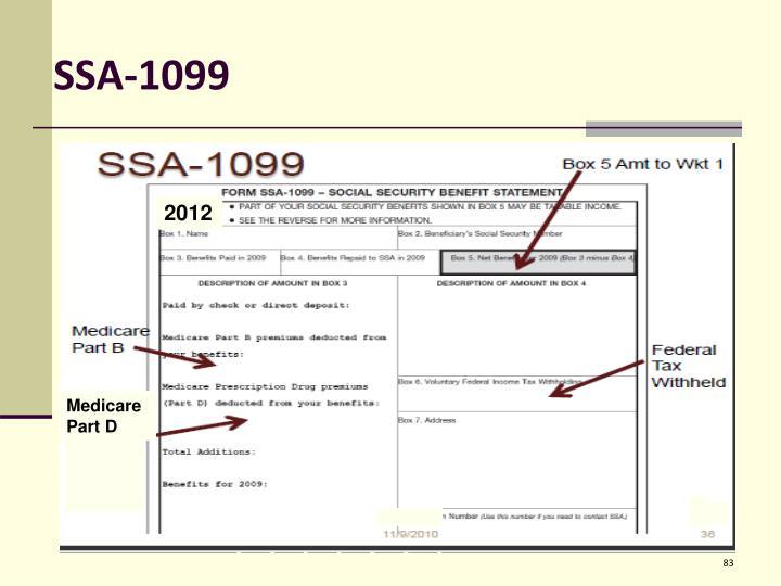SSA-1099