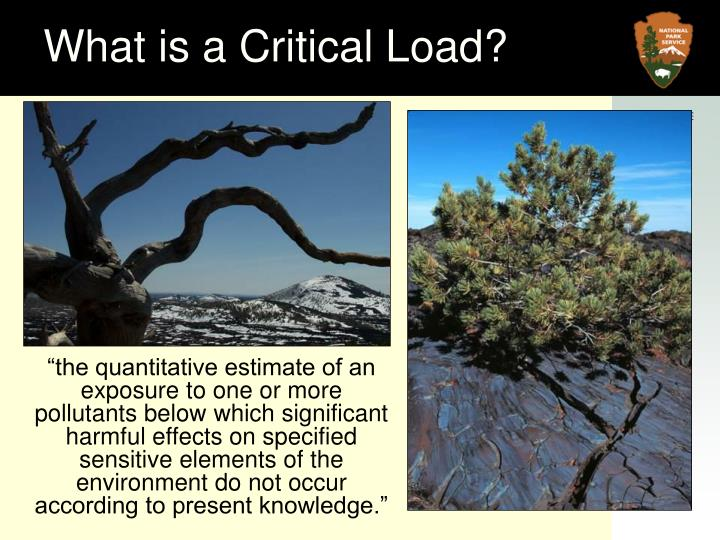 What is a Critical Load?