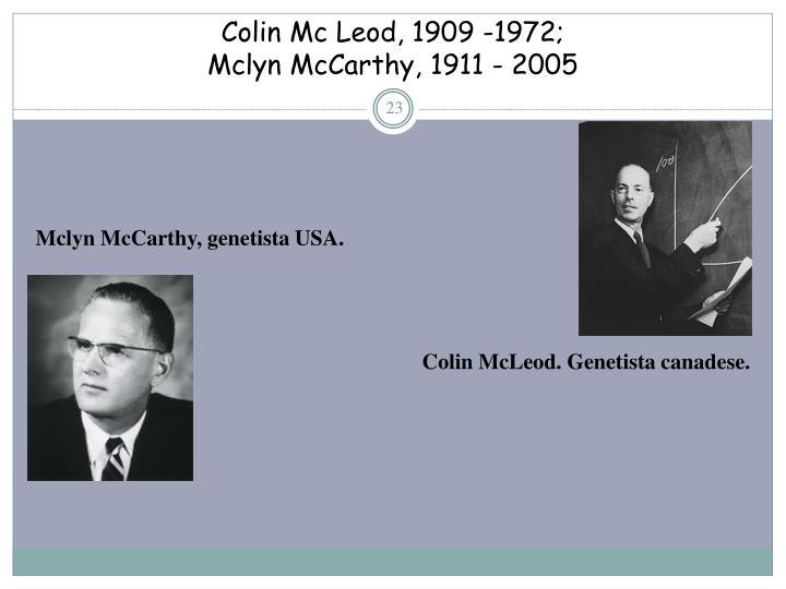 Colin Mc