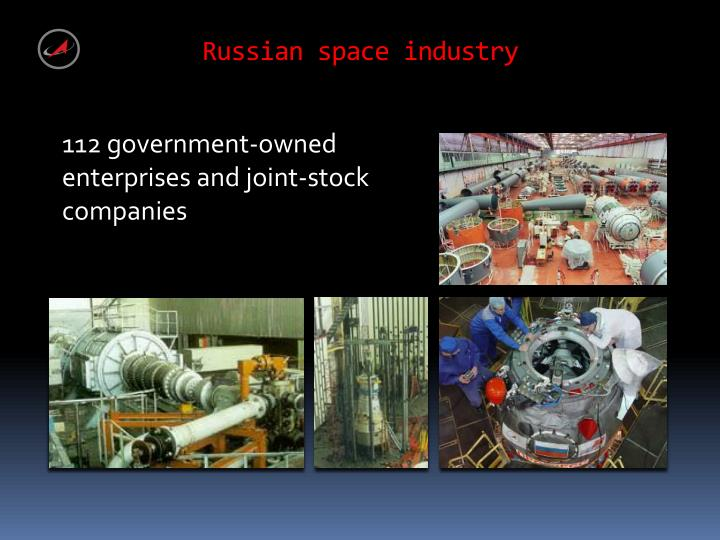 Russian space industry