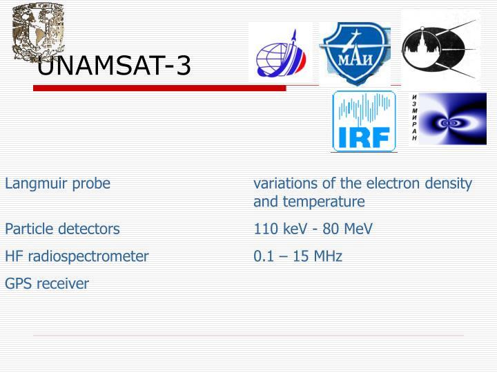 UNAMSAT-3