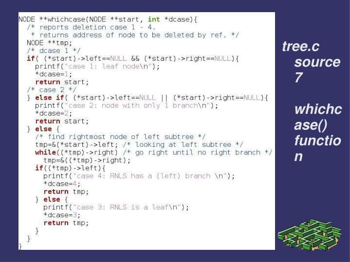 tree.c