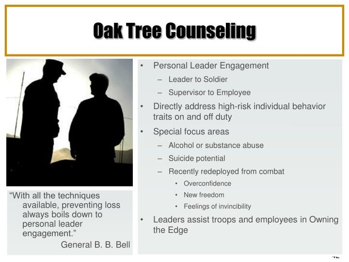 Oak Tree Counseling