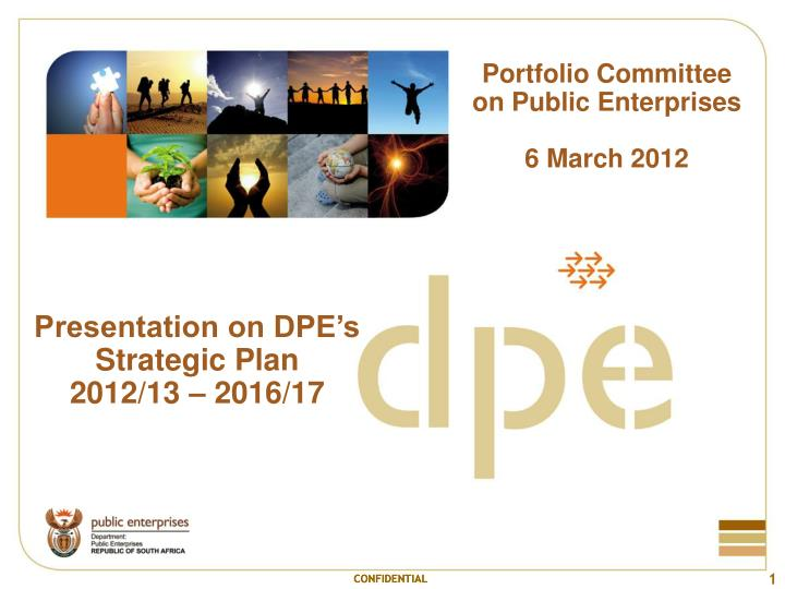 Portfolio Committee on Public Enterprises