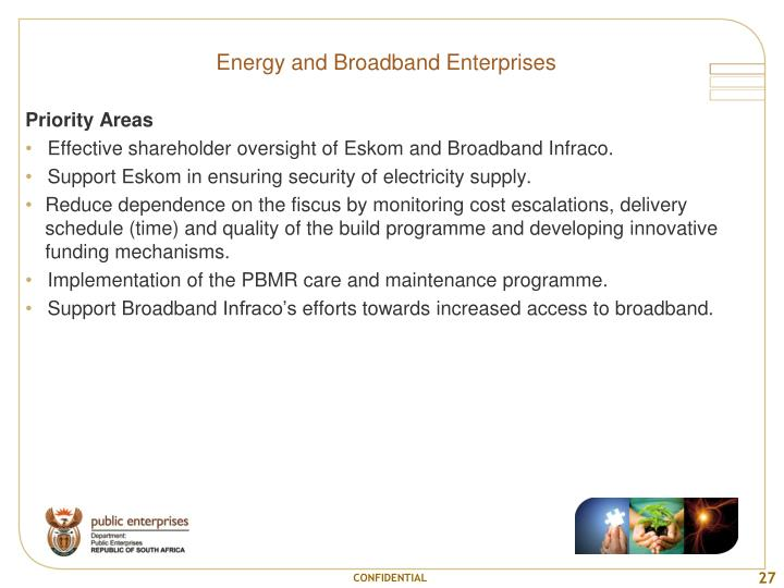 Energy and Broadband Enterprises