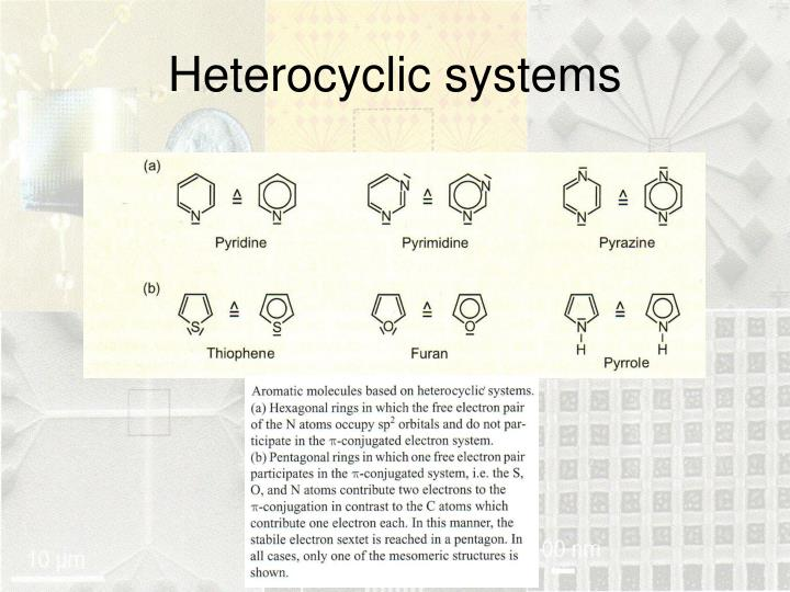 Heterocyclic systems