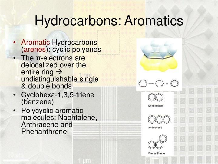 Hydrocarbons: Aromatics