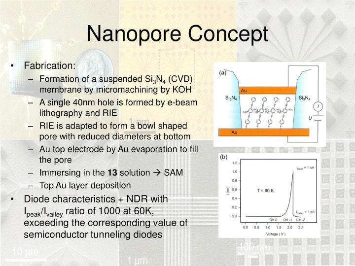 Nanopore Concept