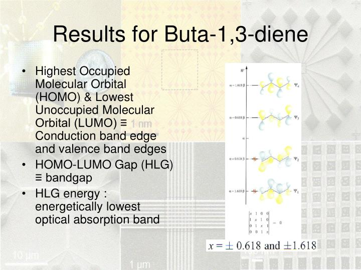 Results for Buta-1,3-diene