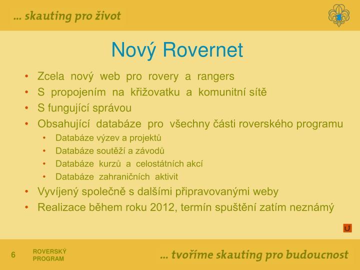 Nový Rovernet
