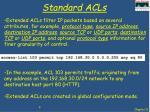 standard acls1