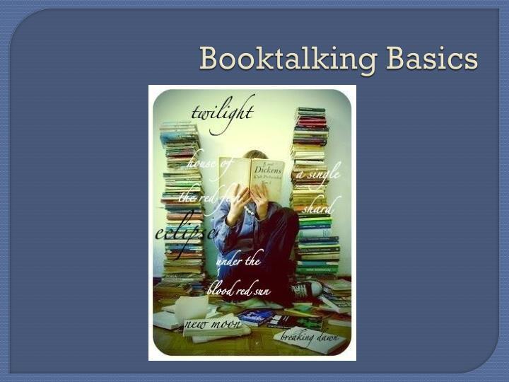 Booktalking