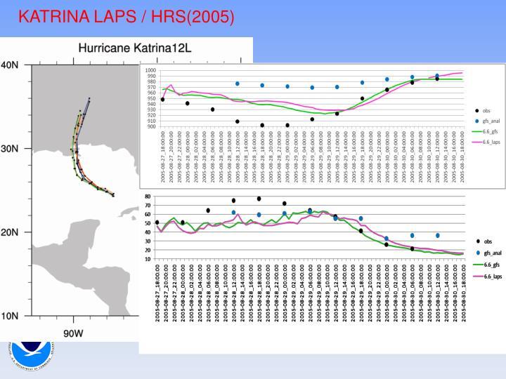KATRINA LAPS / HRS(2005)