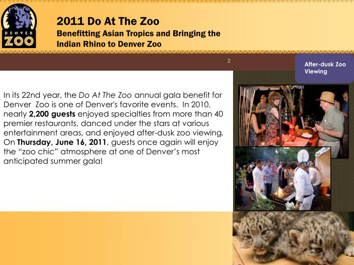 2011 Do At The Zoo