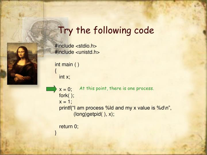Try the following code