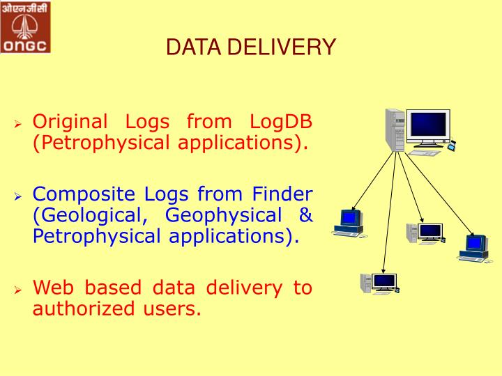 DATA DELIVERY