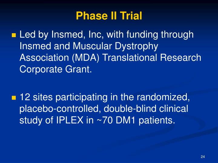 Phase II Trial