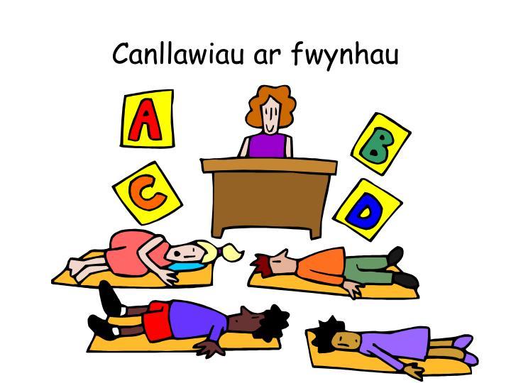 Canllawiau ar fwynhau