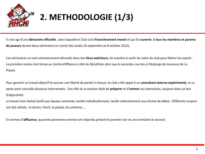 2 methodologie 1 3